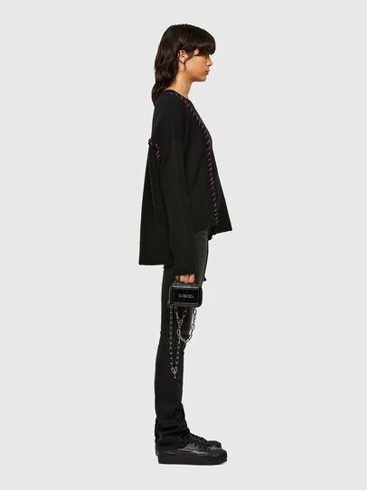Diesel - M-MYRA, Black - Knitwear - Image 6