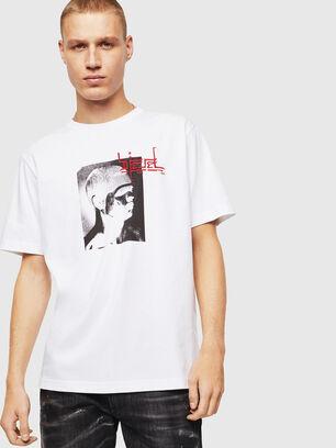 T-JUST-J21, White - T-Shirts