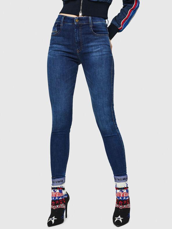 Slandy High 089AJ,  - Jeans