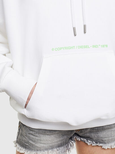 Diesel - S-ALBY-S2, White - Sweaters - Image 6