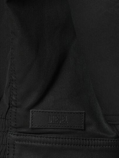Diesel - D-JEM JOGGJEANS, Dark Blue - Denim Jackets - Image 3