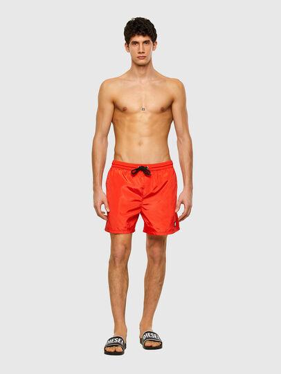 Diesel - BMBX-CAYBAY CALZONCI, Orange - Swim shorts - Image 1