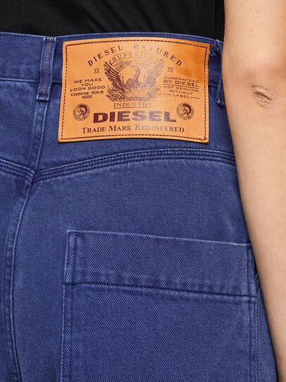 Diesel - D-Luite 0EEAX, Medium blue - Jeans - Image 4