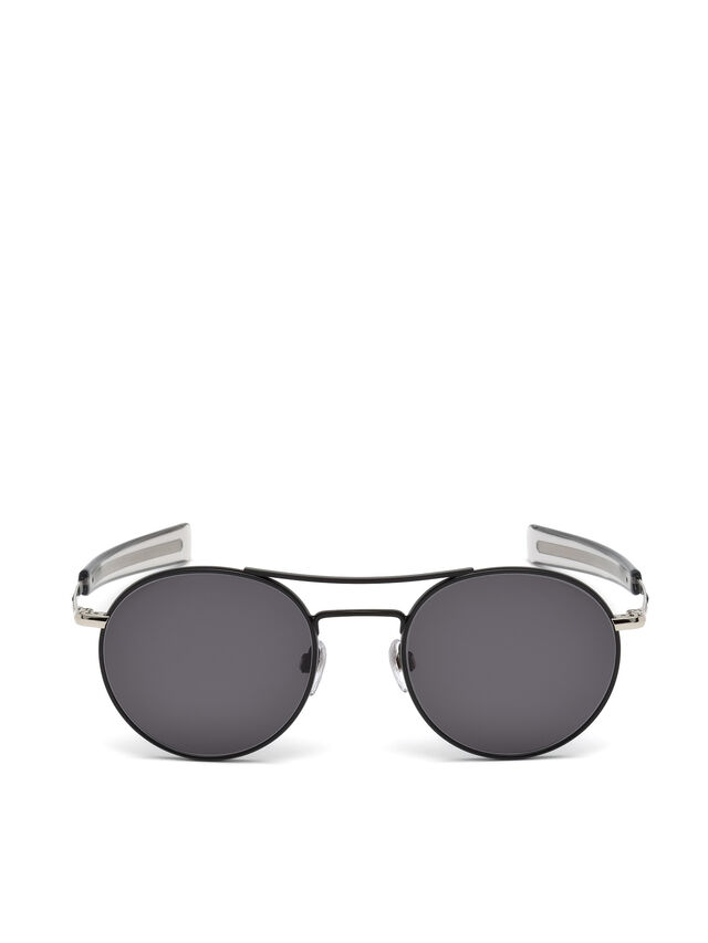 Diesel - DL0220, Black - Eyewear - Image 1