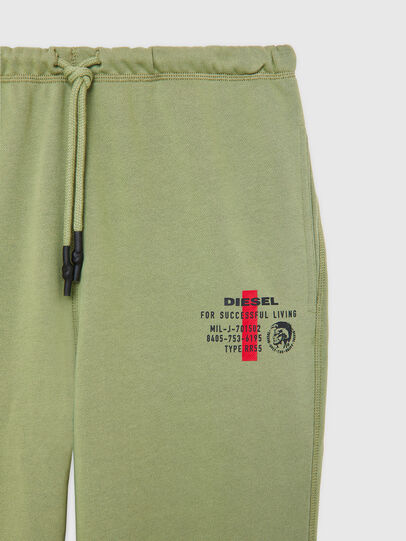Diesel - UMLB-PETER, Green - Pants - Image 3