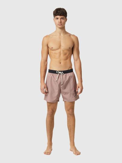 Diesel - BMBX-WAVE 2.017, Lilac - Swim shorts - Image 1
