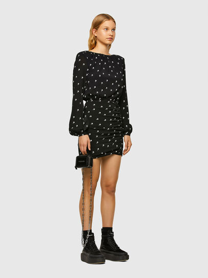 Diesel - D-RENEE, Black - Dresses - Image 6