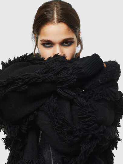 Diesel - M-LYNE, Black - Winter Jackets - Image 3