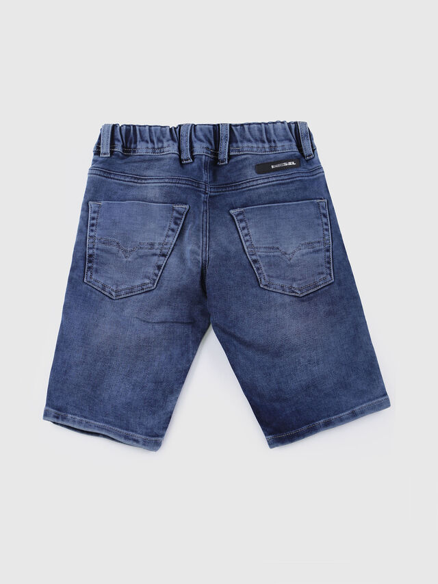 KIDS KROOLEY SH JOGGJEANS J, Blue Jeans - Shorts - Image 2