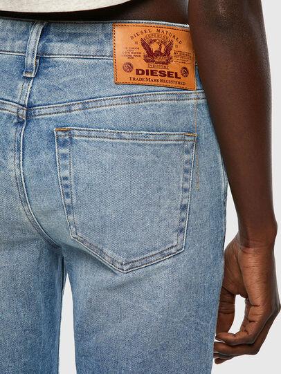 Diesel - D-Joy 09A07, Light Blue - Jeans - Image 3