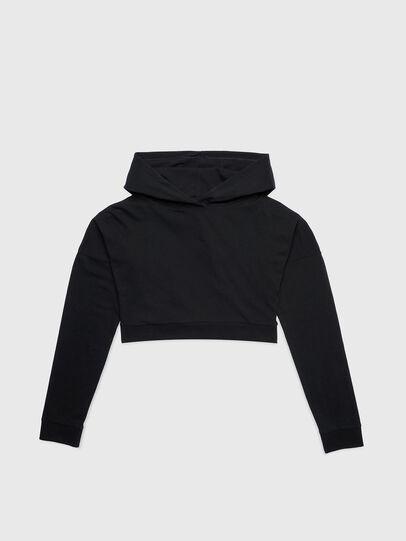 Diesel - UFLT-ANGHEL, Black - Sweaters - Image 1