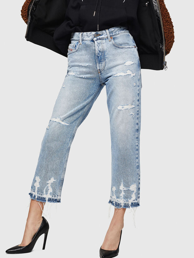 Aryel 0078L, Light Blue - Jeans