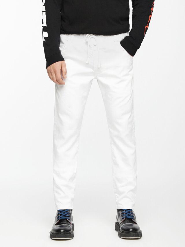 Krooley JoggJeans 0684U, White