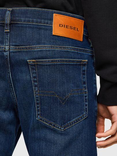 Diesel - D-Yennox 009ML, Dark Blue - Jeans - Image 4
