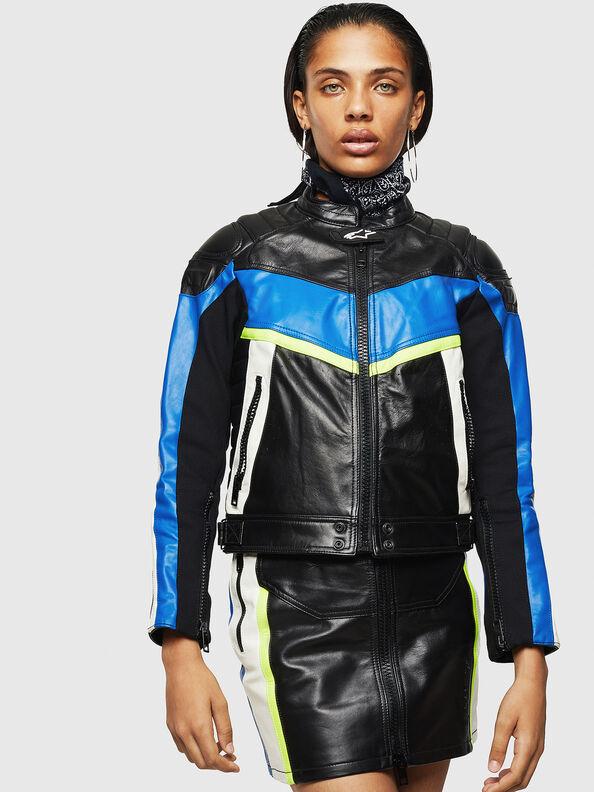ASTARS-LQUATTRO,  - Leather jackets