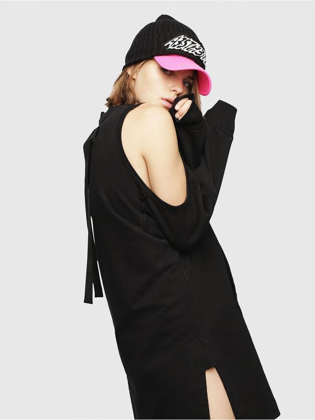 Diesel - D-EMA, Black - Dresses - Image 3