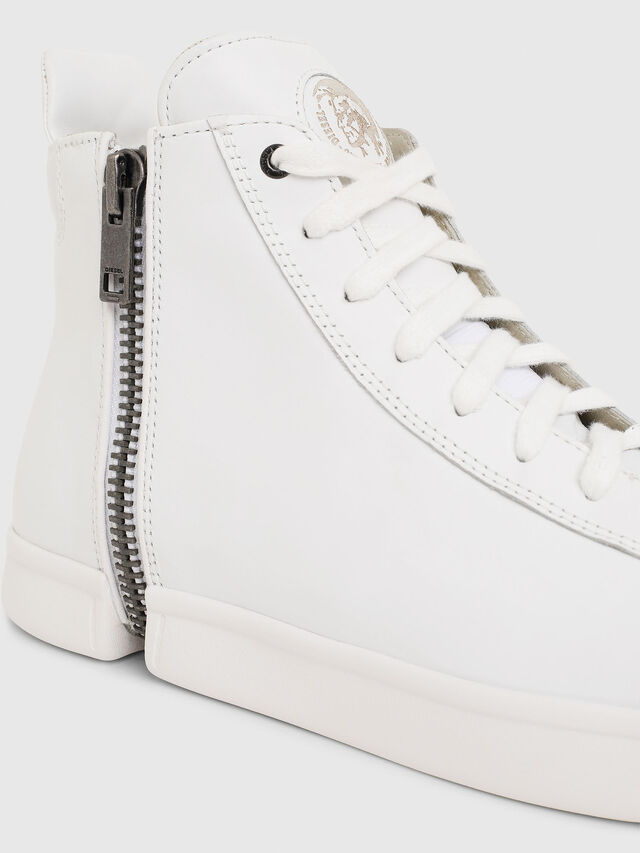 Diesel - S-NENTISH, White - Sneakers - Image 4