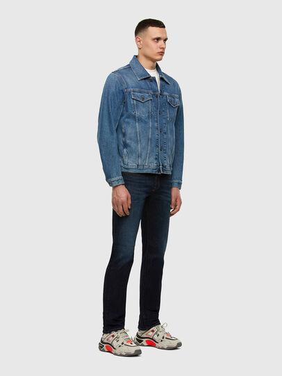 Diesel - D-Mihtry 009EQ, Dark Blue - Jeans - Image 5