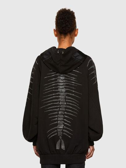 Diesel - F-ACADE, Black - Sweaters - Image 2