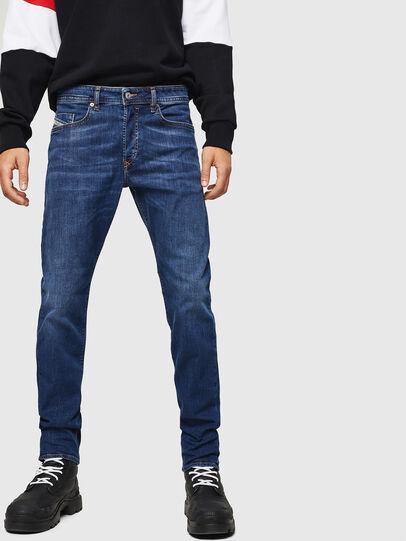 Diesel - Buster 082AZ, Dark Blue - Jeans - Image 1