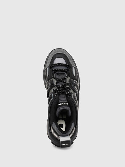 Diesel - S-KIPPER LOW TREK, Black - Sneakers - Image 5