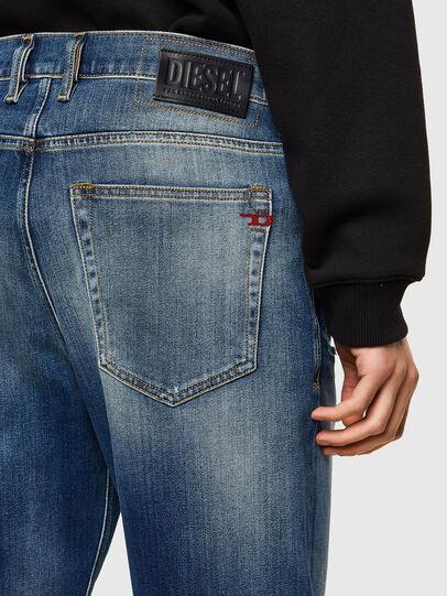 Diesel - D-Vider 009RS, Dark Blue - Jeans - Image 3
