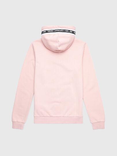 Diesel - UFLT-BRANDAL, Pink - Sweaters - Image 2