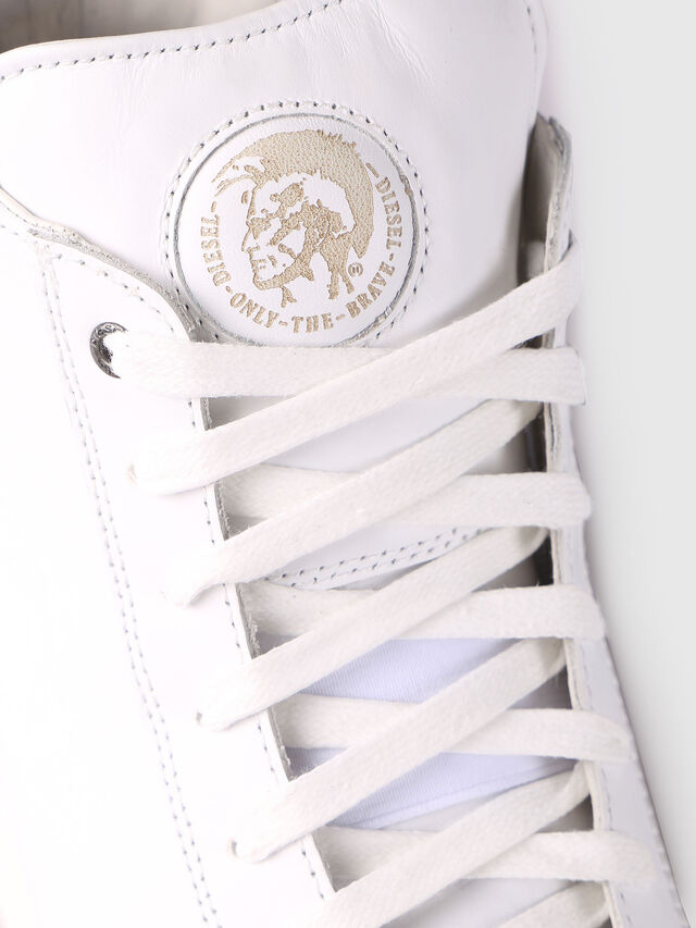 Diesel - S-NENTISH, White - Sneakers - Image 6