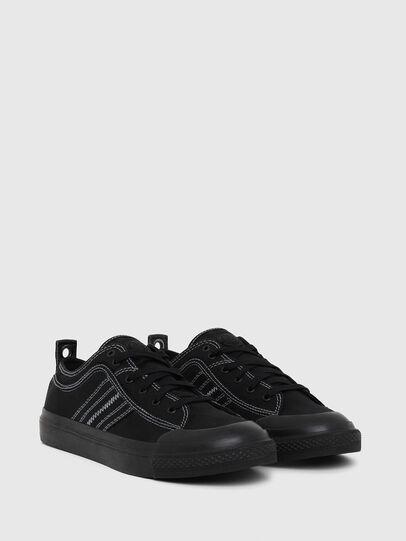 Diesel - S-ASTICO LOW LACE, Black - Sneakers - Image 2