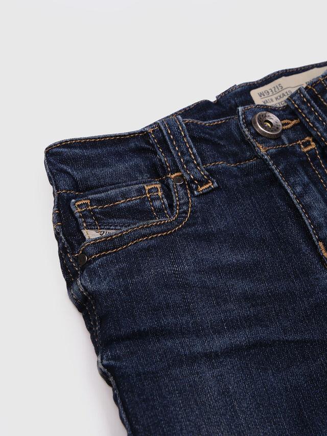 Diesel - GRUPEEN-B, Dark Blue - Jeans - Image 3