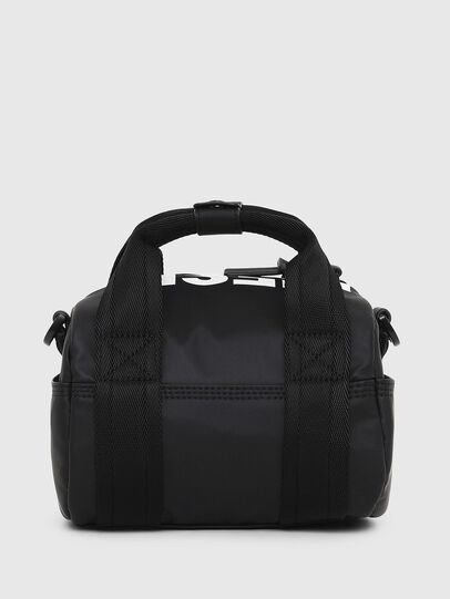 Diesel - F-BOLD MINI, Black - Satchels and Handbags - Image 2