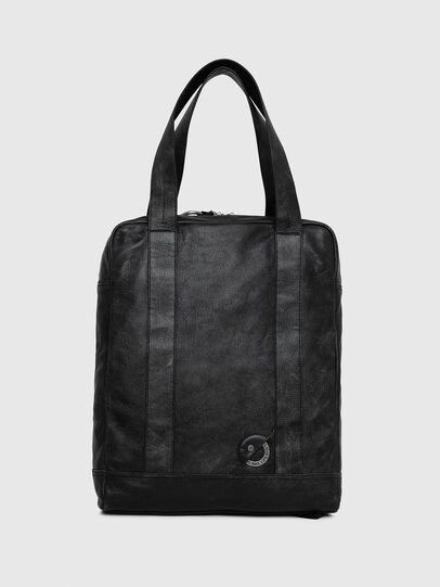 Diesel - ZAVIO, Black - Shopping and Shoulder Bags - Image 1