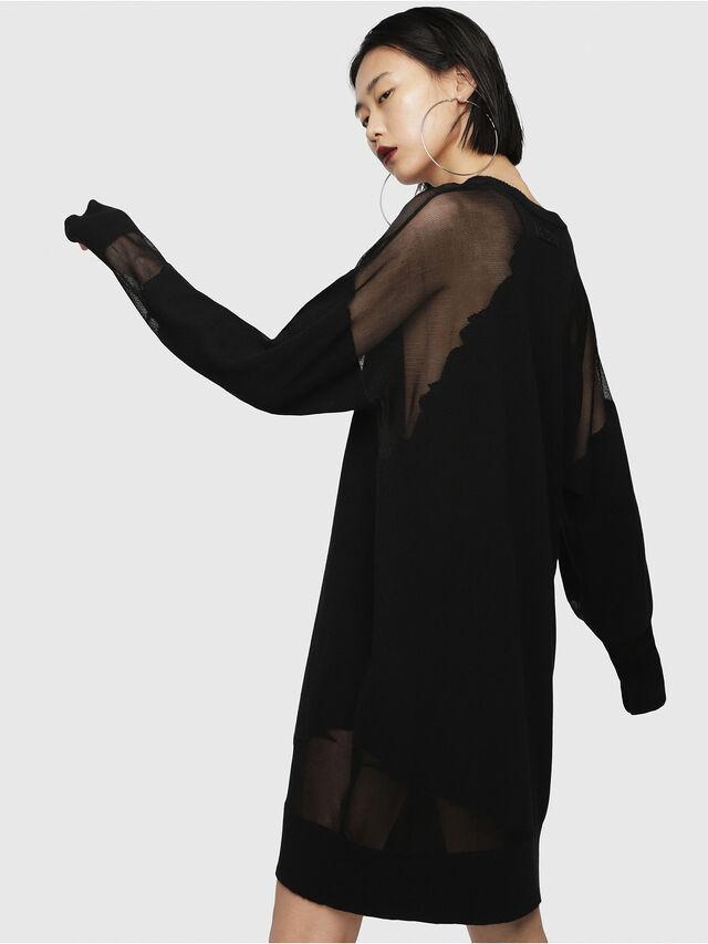 Diesel - M-LILY, Black - Dresses - Image 2