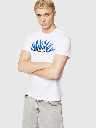 Diesel - T-DIEGO-A10,  - T-Shirts - Image 1