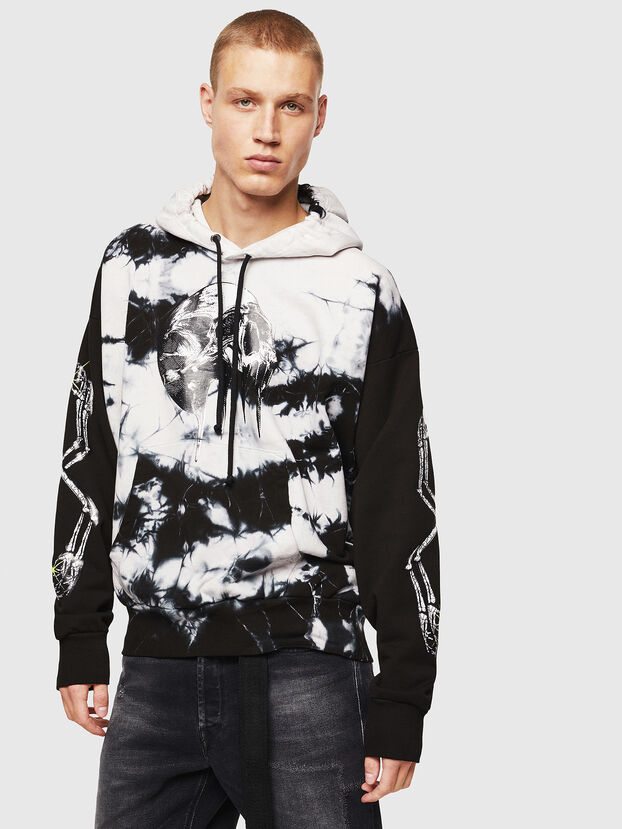 S-ALBY-Y, Black/White - Sweaters
