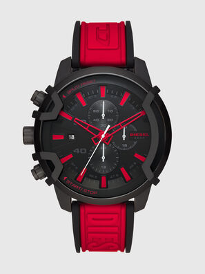 DZ4530, Red/Black - Timeframes