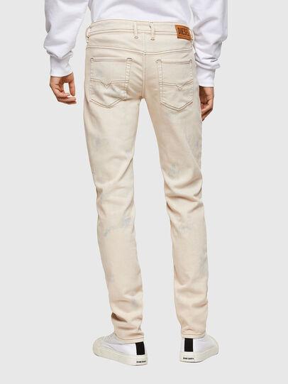 Diesel - Sleenker 009VJ, White - Jeans - Image 2