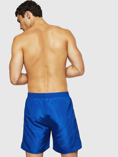 Diesel - BMBX-WAVENEW, Brilliant Blue - Swim shorts - Image 2