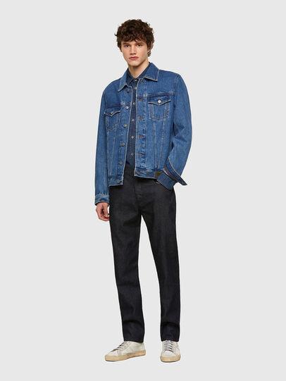Diesel - D-Fining-Chino 009HF, Dark Blue - Jeans - Image 5