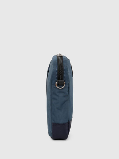 Diesel - ALTAIRO, Blue - Crossbody Bags - Image 3