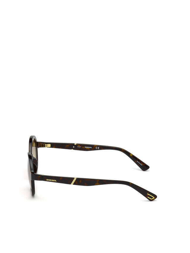 Diesel - DL0264, Brown - Sunglasses - Image 3