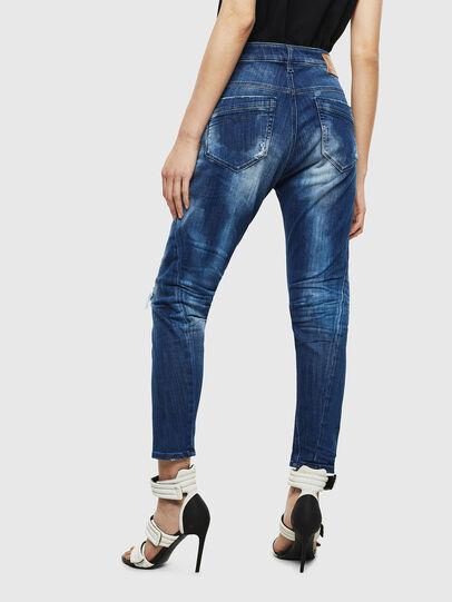 Diesel - Fayza JoggJeans 0099S, Dark Blue - Jeans - Image 2