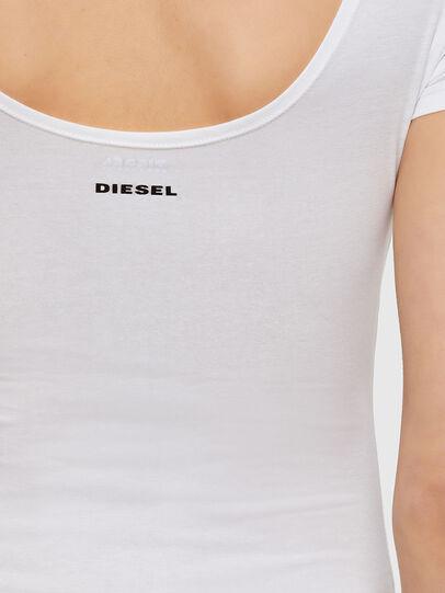 Diesel - UFTK-BODY-SV, White - Bodysuits - Image 3