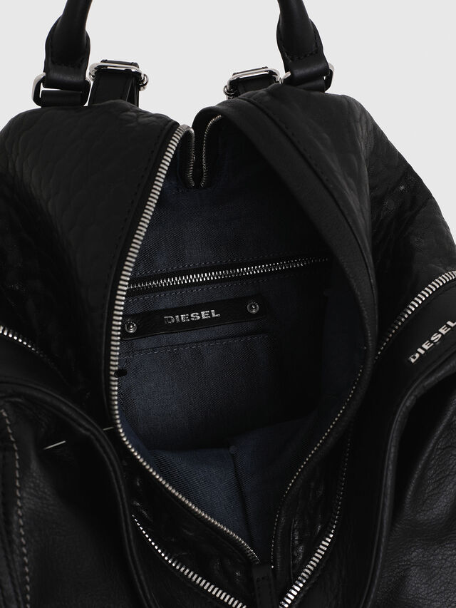 Diesel LE-MHONIC, Black - Backpacks - Image 4