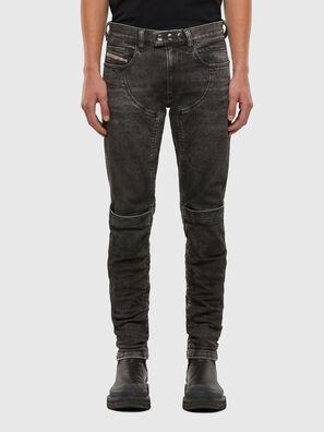 D-Dean 009LI, Black/Dark grey - Jeans
