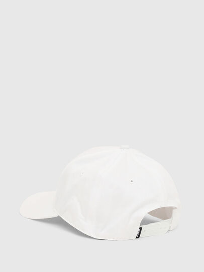Diesel - CONDI-MAX, White - Caps, Hats and Gloves - Image 2
