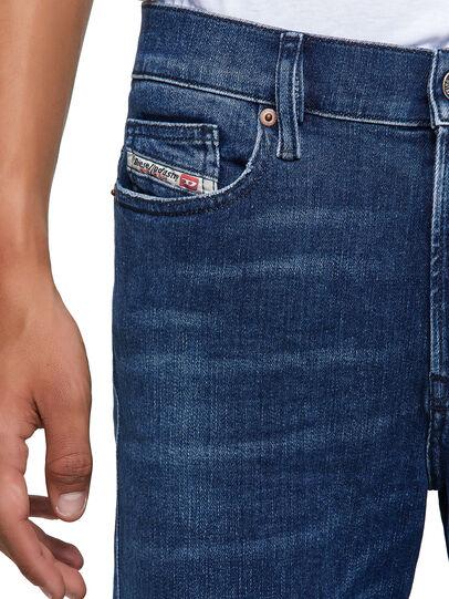 Diesel - D-Istort 009ZX, Dark Blue - Jeans - Image 3