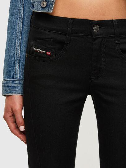 Diesel - D-Blessik 0688H, Black/Dark grey - Jeans - Image 3