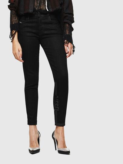 Diesel - Babhila 0092T, Black/Dark grey - Jeans - Image 1