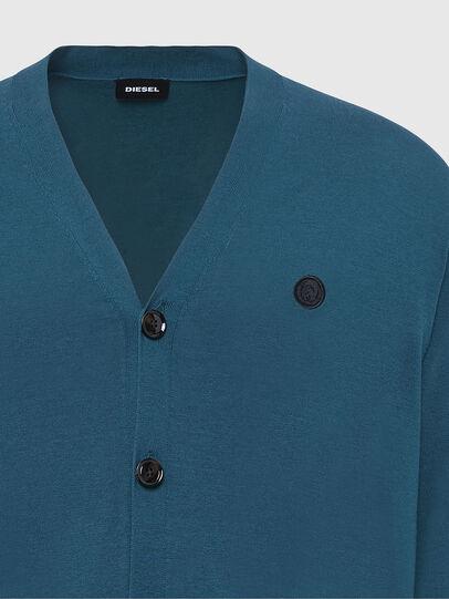 Diesel - K-JAMIE, Water Green - Knitwear - Image 3